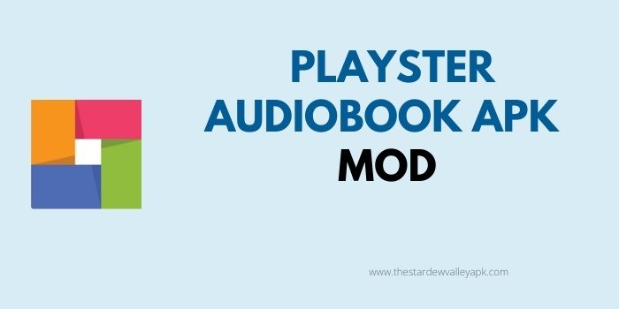 Playster Audio Book APK – Best Audiobook and TV Programm App For Android